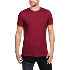 VAUDE M's Sveit T-Shirt dark indian red